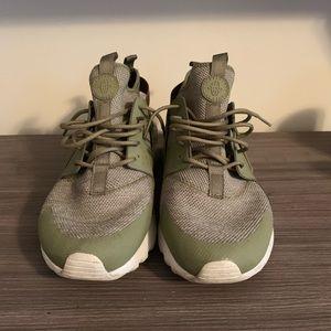 Green Huarache Shoes